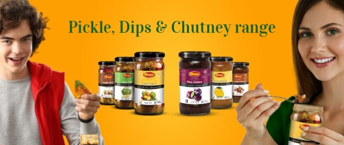 Dips, Chutneys & Pickles